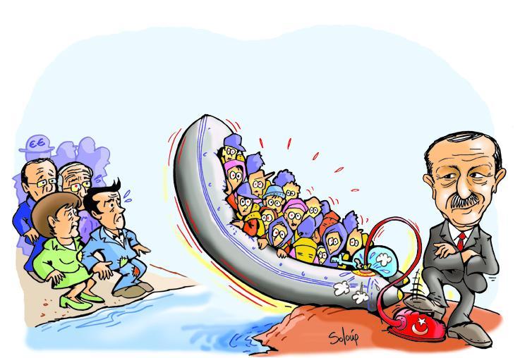Turkey & refugees